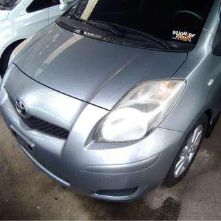 2012年 Toyota Yaris 1.5 G版(I-Key,影音)