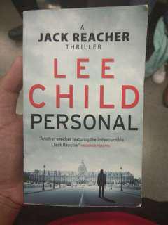 Jack Reacher - Personal