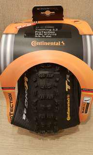 Continental Trail King 27.5 650B 2.2 Protection, Black Chilli