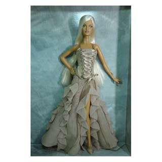 Mattel Barbie Collector Gold Label VERSACE Barbie Doll