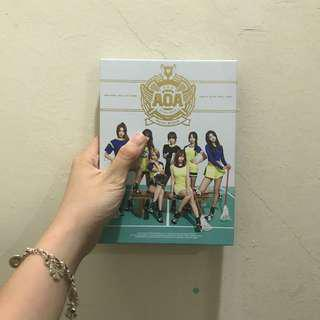 HEART ATTACK ALBUM - AOA