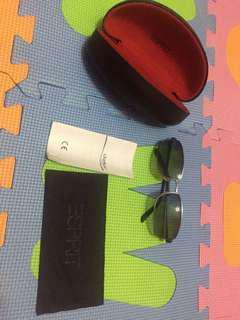 Blue sunglasses esprit