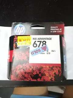 BNIB Ink Cartridge HP678 Black