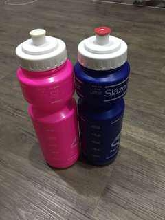 Sports bottle brand Slazenger 2 units