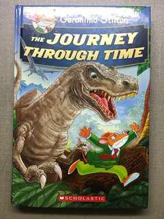 The Journey Through Time by Geronimo Stilton