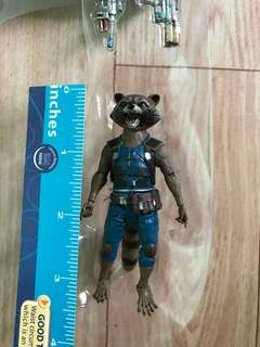 Marvel Select Rocket Raccoon Guardian Of The Galaxy