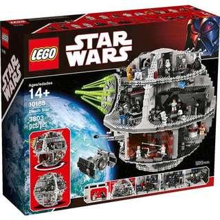 Original LEGO Star Wars Death Star
