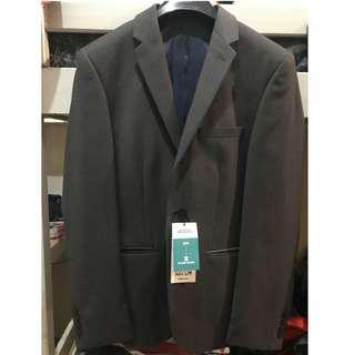 Burton Menswear London Coat and Slacks