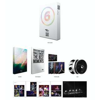 DAY6 - Every DAY6 Finale Concert (The Best Moment) DVD