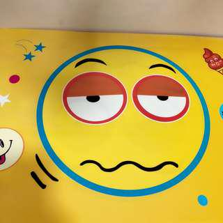Smile Emoji Table mat