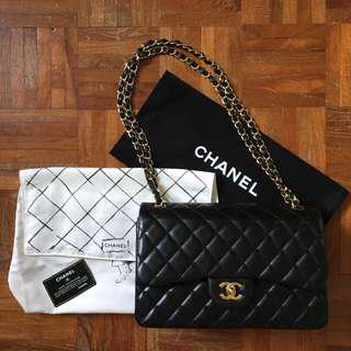 Chanel Classic Jumbo Lambskin
