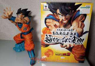 Dragon Ball Z: Son Goku Kamehameha K.O. Action Figure Collectible