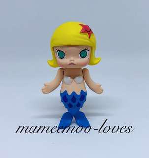 Molly Zodiac Pisces Kennyswork Popmart Mermaid