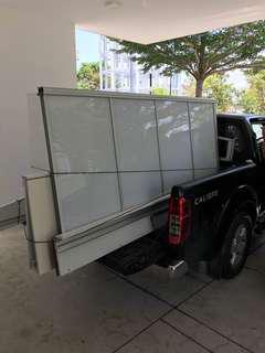 Navara IKEA transporter