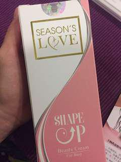 [Free postage/Half Price]Season's love Shape Up