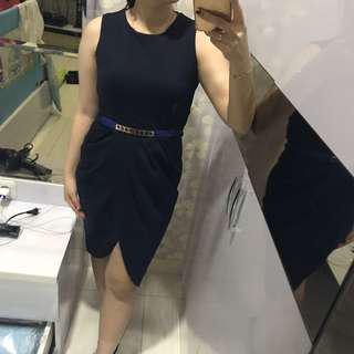 Simple party dress