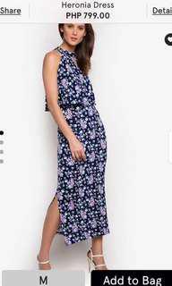 Bnew Zalora Dress
