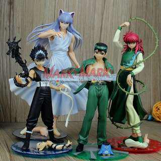 Ghost fighter/ Yu Yu Hakusho Figures from Kotobukiya K.O. ARTFX J 1/8 Scale PVC figure