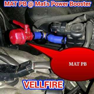 Fuel saver / alat jimat minyak MAT PB