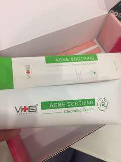 [Free postage]Swissvita Acne Soothing Cleansing Cream