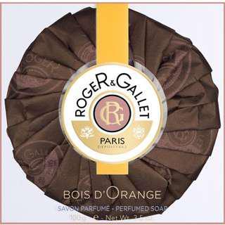 Roger & Gallet Perfumed Soap (including shipping)