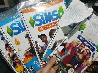 The sims 4 game pack dan expansion pack