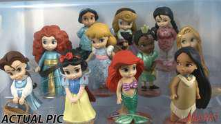 Disney Animators' Collection: Deluxe 11-Figure Playset for your little kids