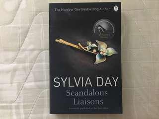 Scandalous Liaisons by Sylvia Day