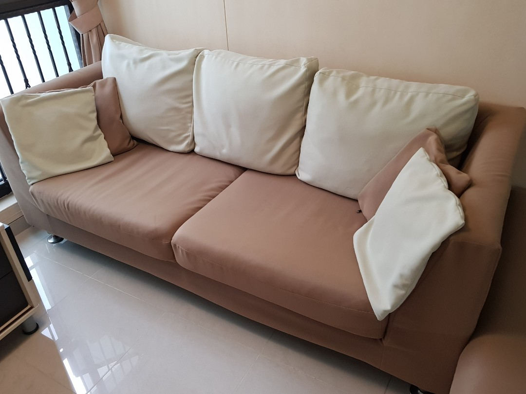 3 Seater Sofa + Chaise