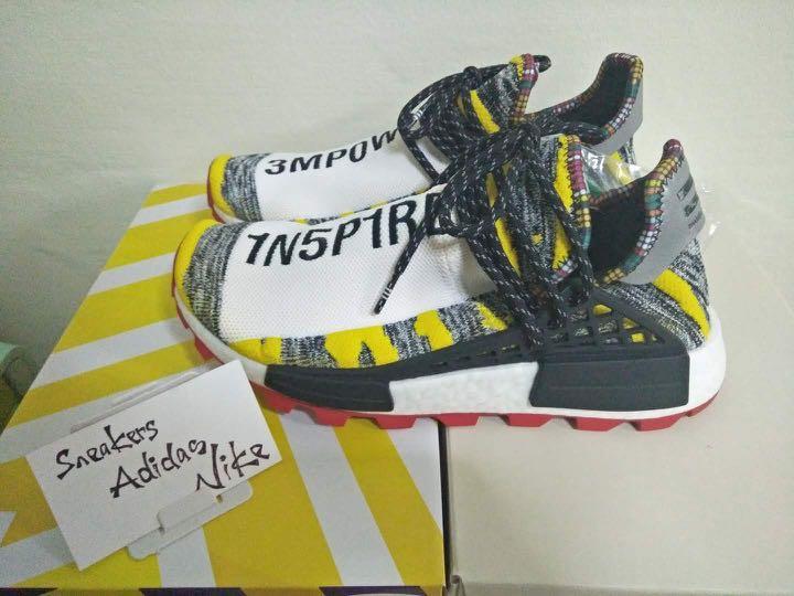 a868f8f15 Adidas NMD Human Race Solar Hu