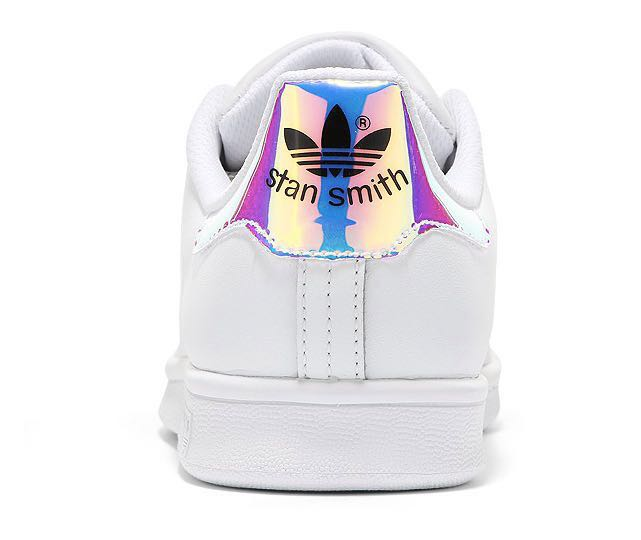 b065bb36a337c Adidas Originals Stan Smith Hologram Iridescent AQ6272 Shoes ...