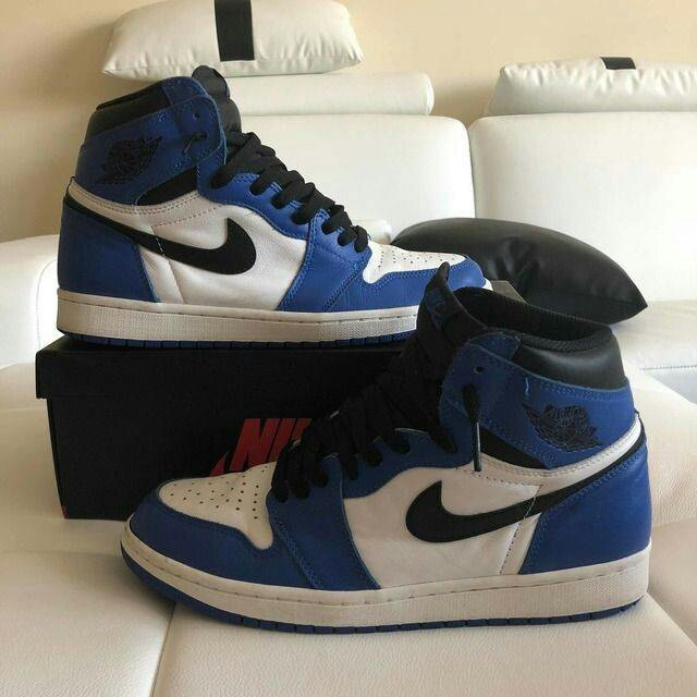 a1d8fea263685b Air Jordan 1 Retro High OG  Game Royal