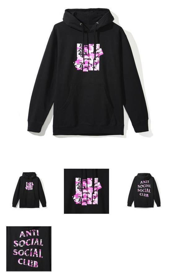 1f3113e828c49 Carousell의 ASSC X undefeated Hoodie