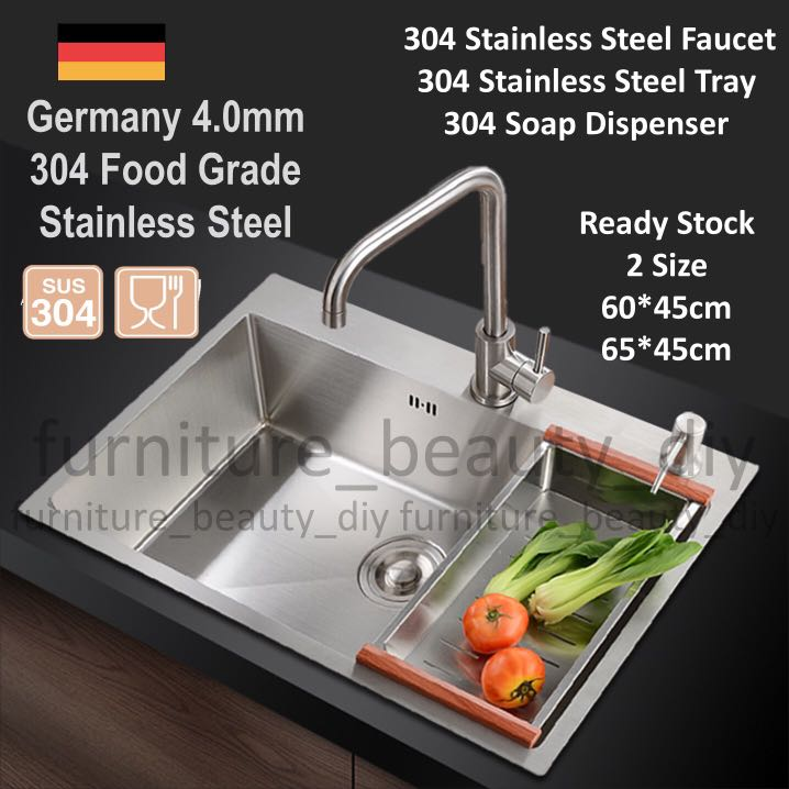 Outstanding Cheap Kitchen Sink And Tap Sets Kitchen Appliances Tips Home Interior And Landscaping Palasignezvosmurscom
