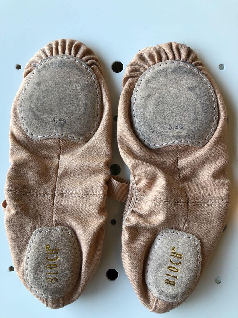 Bloch Ballet Shoes Flesh