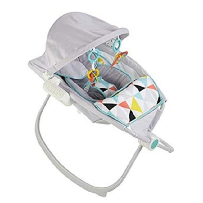 In Stock Bn Fisher Price Premium Auto Rock N Play Sleeper Baby