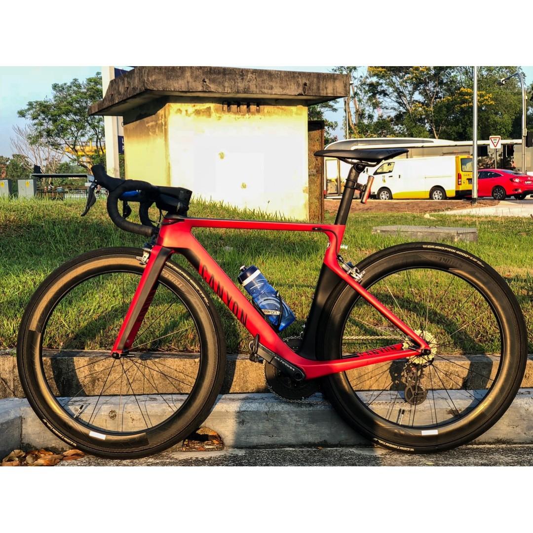 Canyon Aeroad CF SLX 8 0 Di2 (XS), Bicycles & PMDs, Bicycles