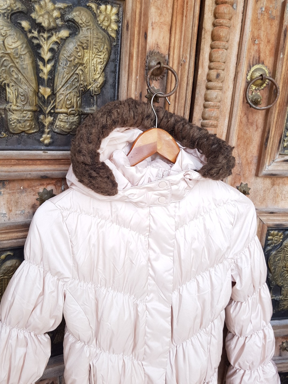 fa6cbe8be GAP Winter Jacket with Fur Trim Hoodie Winter Coat Puffer Coat ...