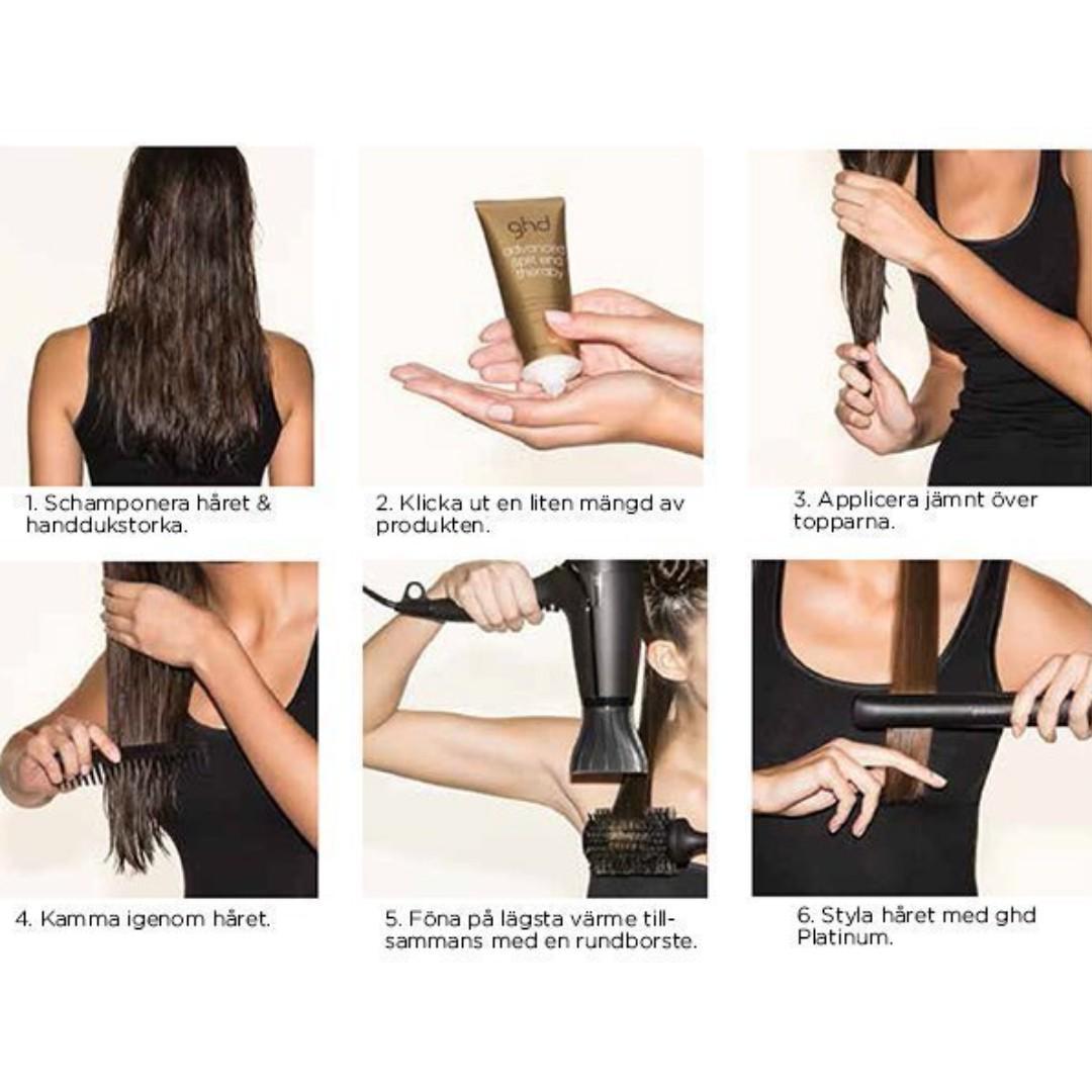 神級免沖洗護髮【熱銷當日出貨】GHD ADVANCED SPLIT END THERAPY 100ML 長效髮尾修護霜