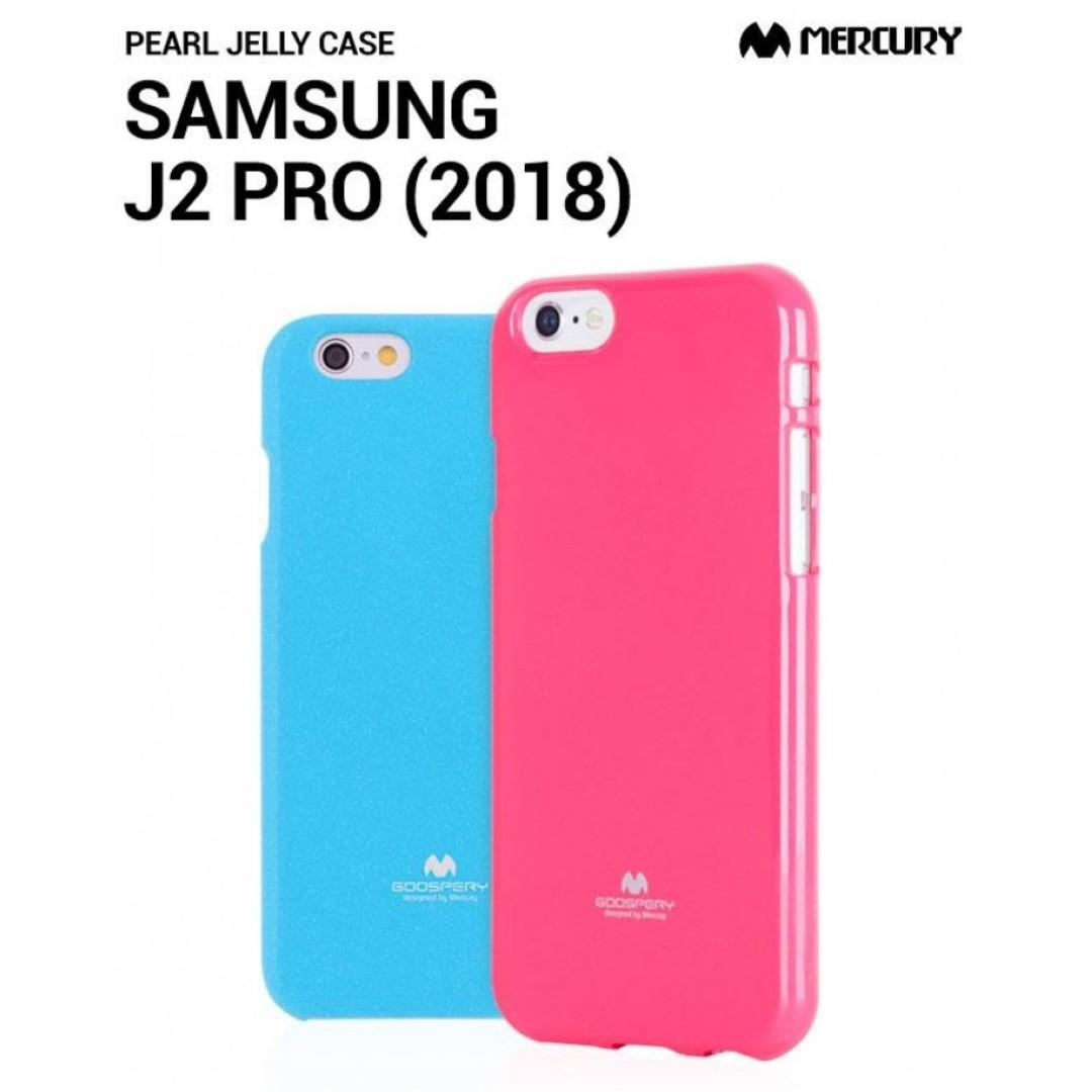 newest f092e fb2da Goospery Samsung J2 Pro 2018 Jelly Case (Authentic)