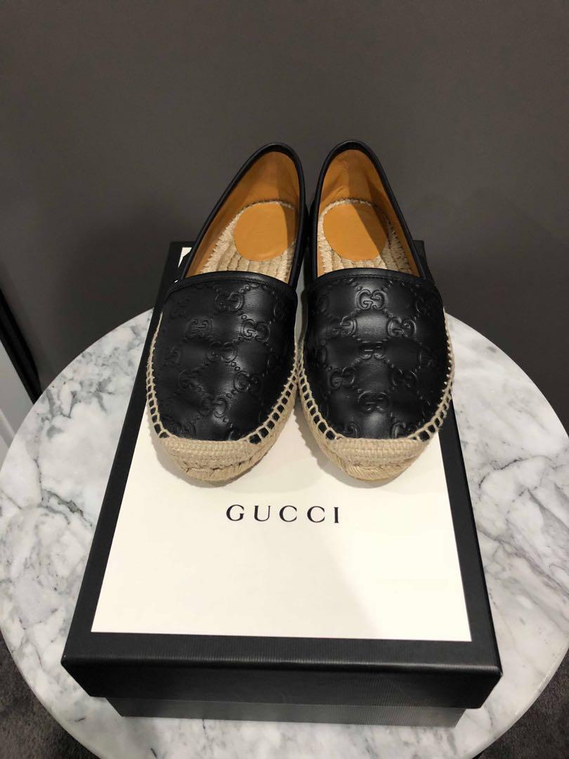 Gucci espadrilles