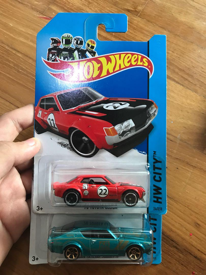 Hotwheels Hot Wheels Jdm Set Toys Games Others On Carousell