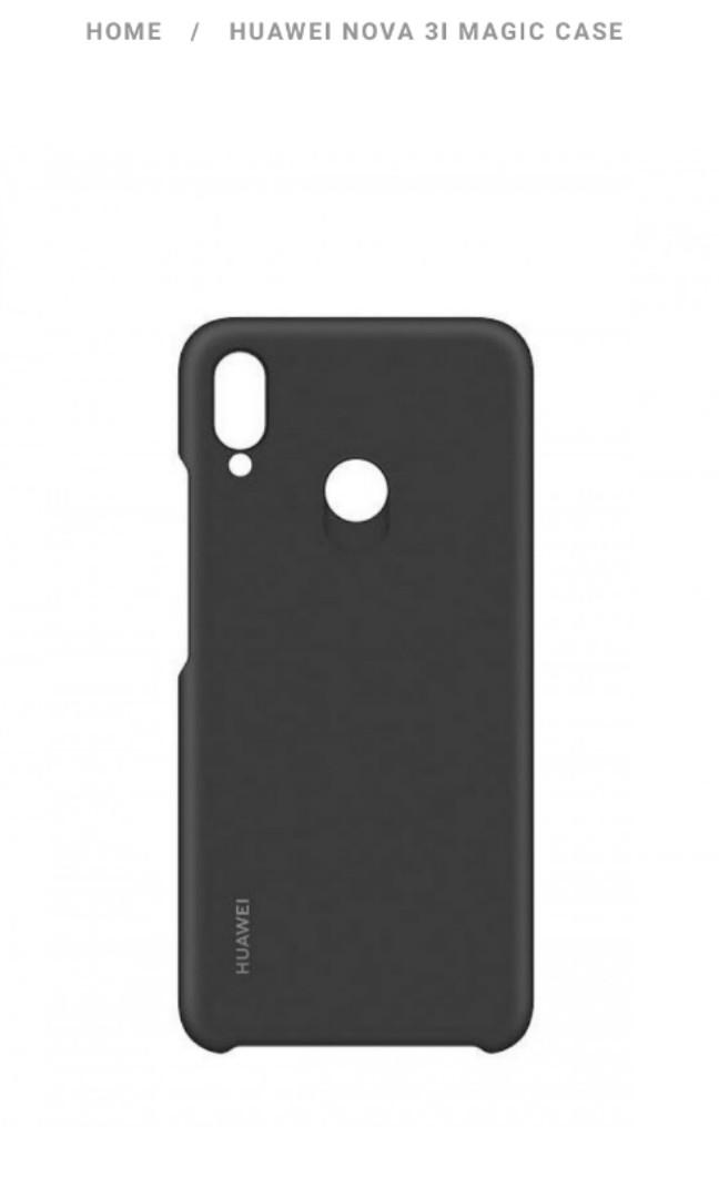 lowest price 2ab40 9bfa5 Huawei nova 3i magic case