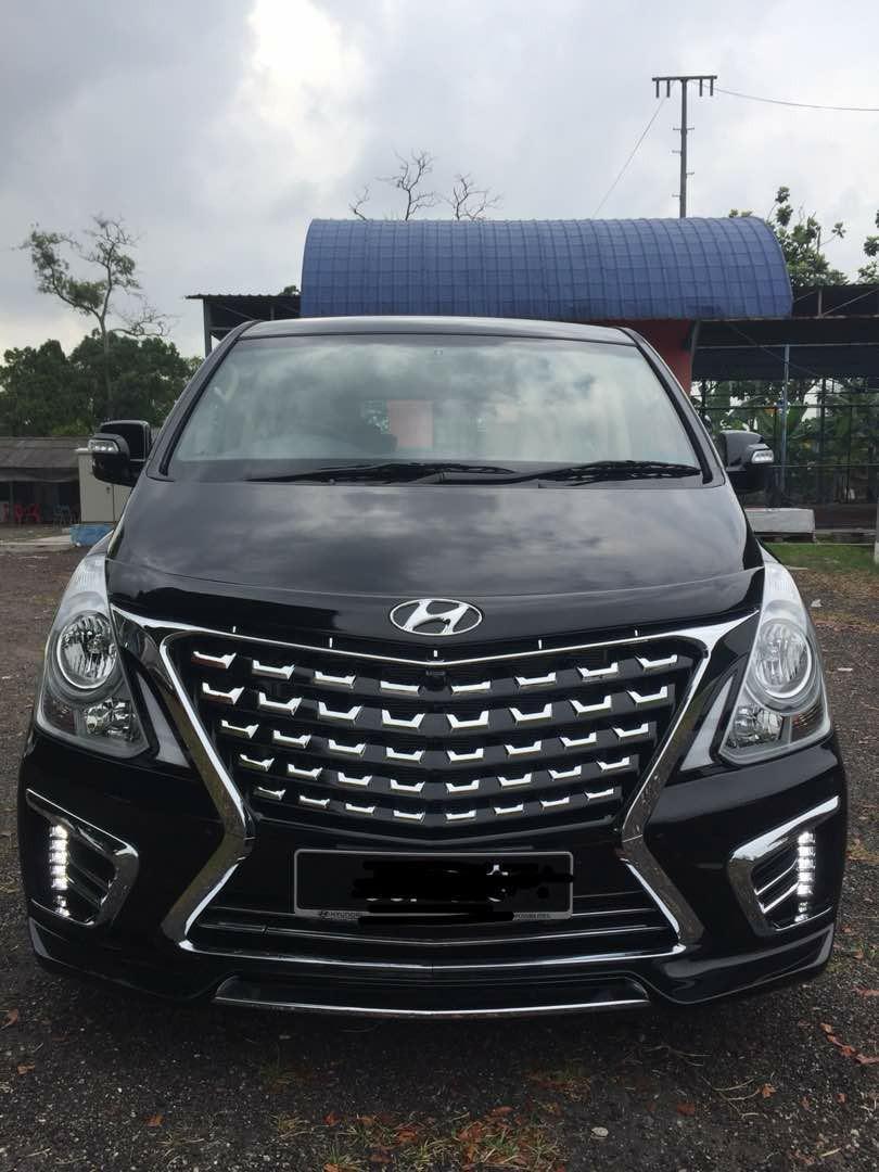 Hyundai Starex 2.5 (auto) 11seater