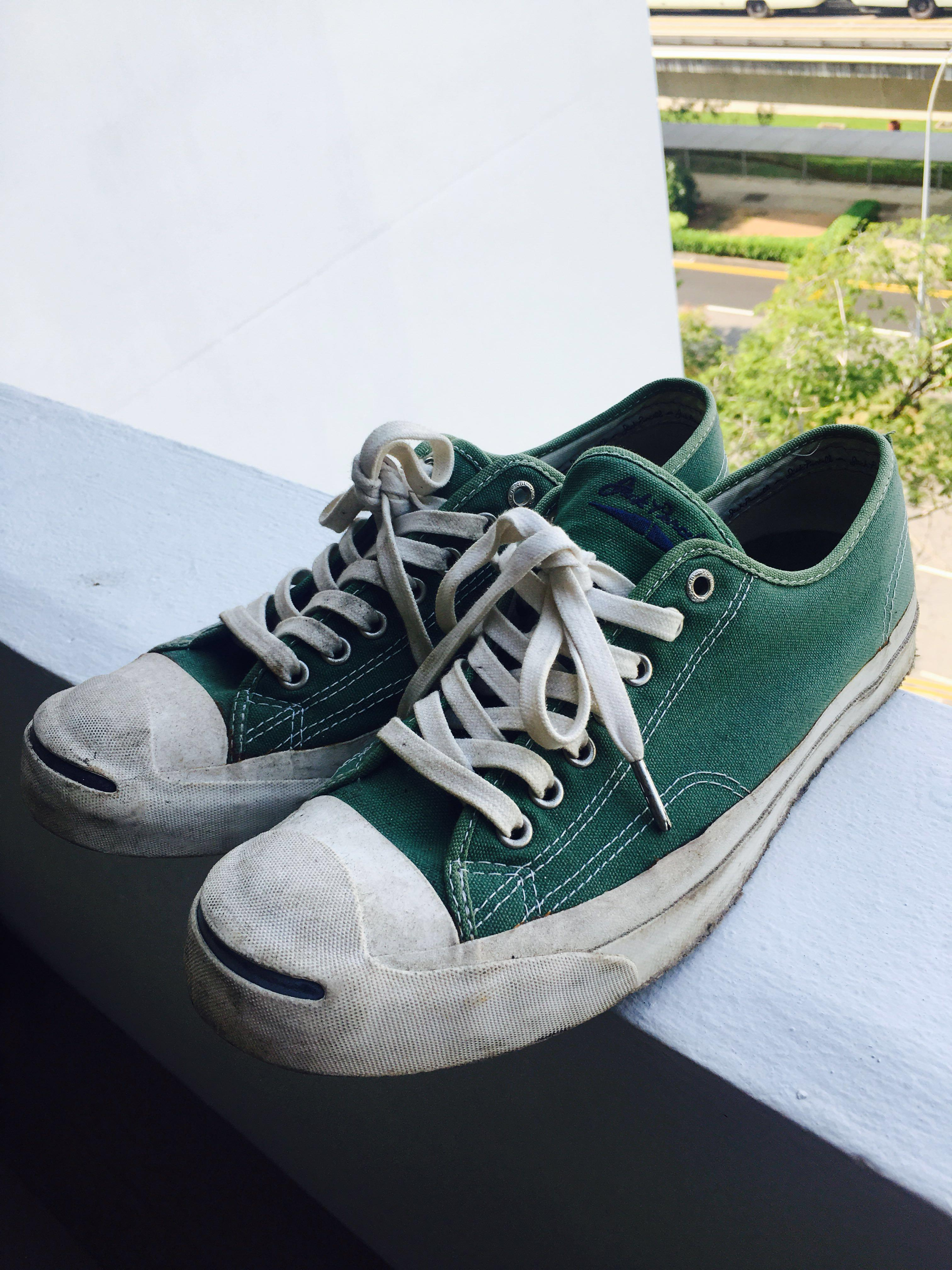 Jack purcell green, Men's Fashion