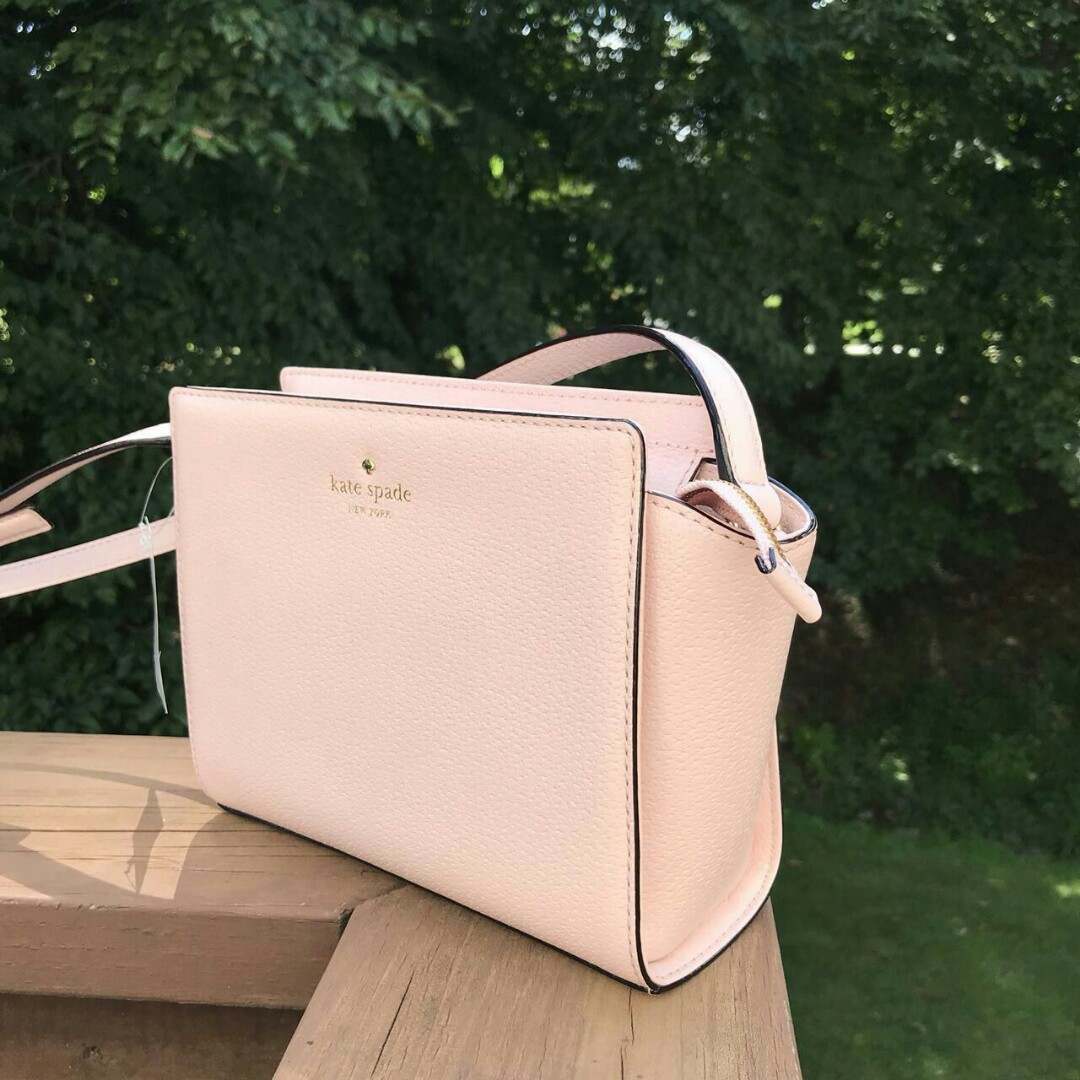 8574f2b08 KATE SPADE GRAND STREET HAYDEN CROSSBODY IN BALLETSLIP (OTW💥), Luxury,  Bags & Wallets on Carousell