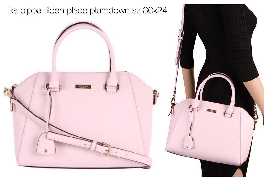 Kate Spade Pippa Tilden Place in Plum Dawn sz 30x24 (Givenchy antigona look  alike) 545a67ee86da4
