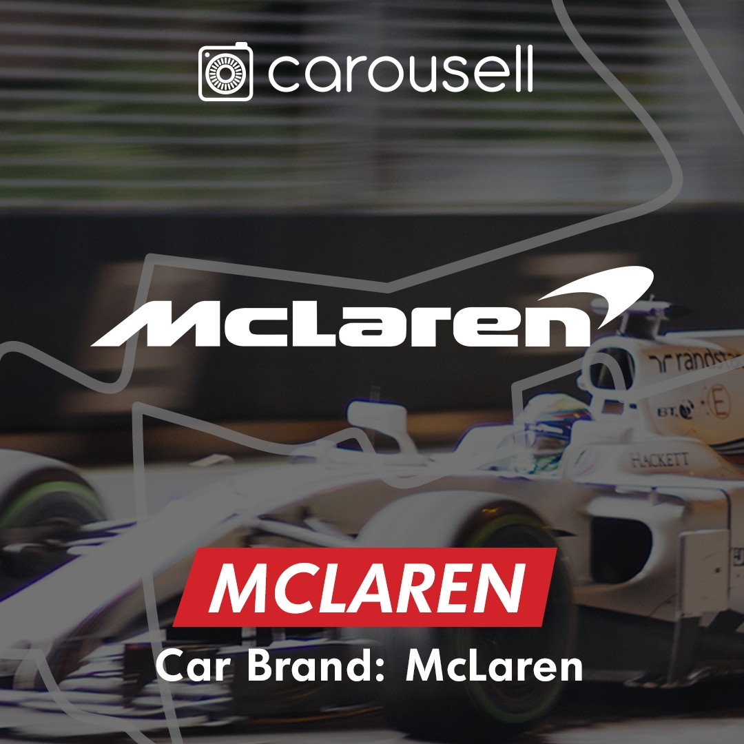 McLaren F1 Team: The Ultimate Carousell F1 Supporter, Cars, Specials