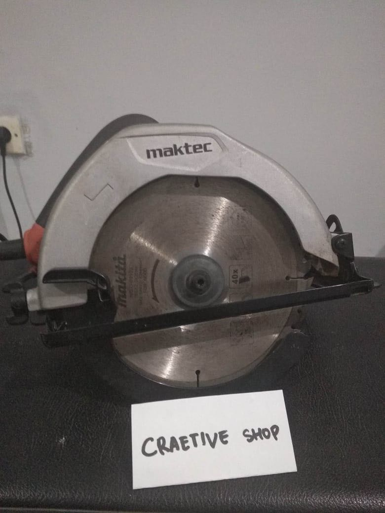 Maktec Mesin Circular Saw Mt 583