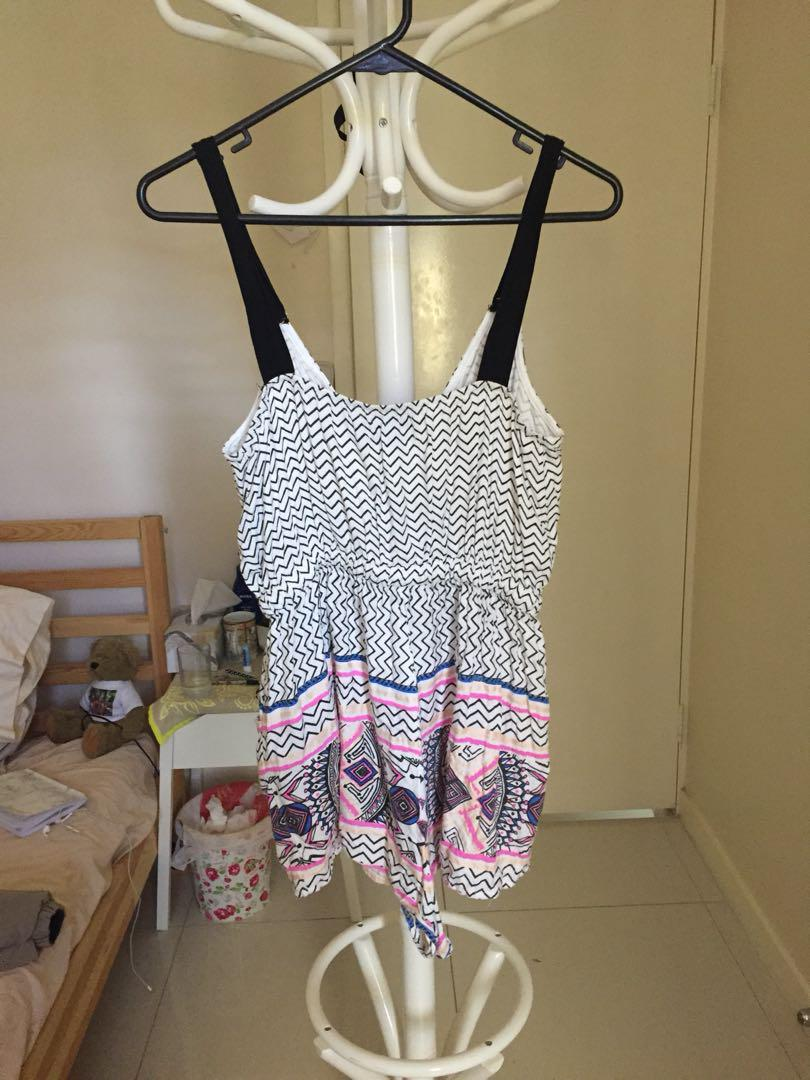 Minkpink Playsuit / Romper XS 6 NEW // Universal Store // Glue Store // Must have // Glassons // City Beach // Princess Polly